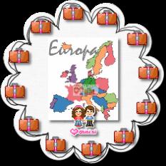 My droom rondreis door Europa